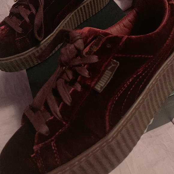 new styles f2406 913f6 PUMA x FENTY Creepers (FIRM PRICE)